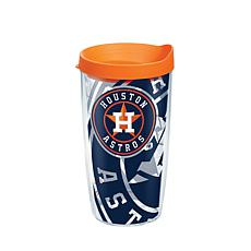 Officially Licensed MLB Houston Astros  Genuine 16 oz. Tumbler w/Lid