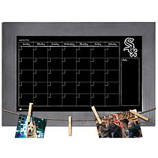 Officially Licensed MLB Monthly Chalkboard - Chicago White Sox