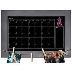 Officially Licensed MLB Monthly Chalkboard - Los Angeles Angels