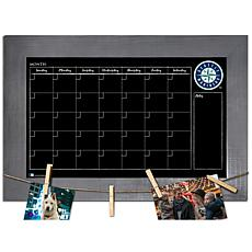 Officially Licensed MLB Monthly Chalkboard - Seattle Mariners
