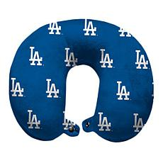 Officially Licensed MLB Poly-Fill Travel Neck Pillow