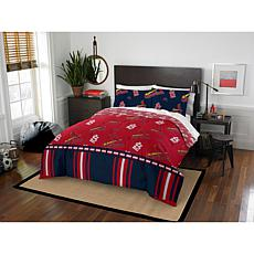 Officially Licensed MLB Queen Bed in a Bag Set - St Louis Cardinals