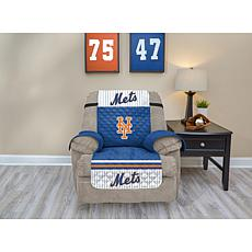 Officially Licensed MLB  Recliner Furniture Protector - Mets