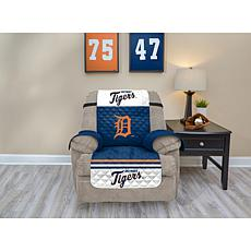 Officially Licensed MLB  Recliner Furniture Protector - Tigers