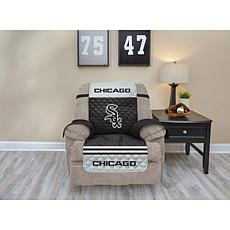 Officially Licensed MLB  Recliner Furniture Protector - White Sox