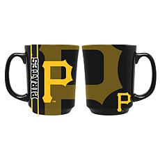 Officially Licensed MLB Reflective Mug - Pittsburgh Pirates