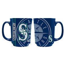 Officially Licensed MLB Reflective Mug - Seattle Mariners