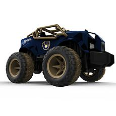 Officially Licensed MLB Remote Control Monster Truck-Milwaukee Brewers