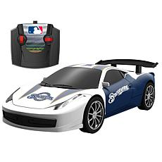 Officially Licensed MLB Remote Control Stadium Racer-Milwaukee Brewers