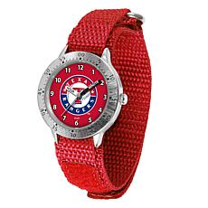 Officially Licensed MLB Tailgater Series Youth Watch - Texas Rangers