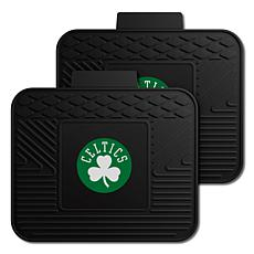 Officially Licensed NBA 2-Piece Utility Mat Set - Boston Celtics