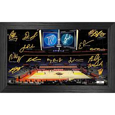 Officially Licensed NBA 2021 Signature Court - Golden State Warriors