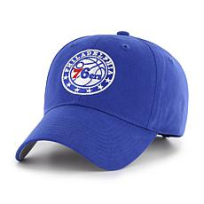 Officially Licensed NBA Classic Adjustable Hat - Philadelphia 76ers