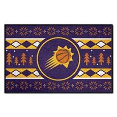 Officially Licensed NBA Holiday Sweater Starter Mat- Phoenix Suns
