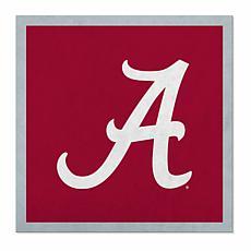 "Officially Licensed NCAA 23"" Felt Wall Banner - Alabama Crimson Tide"