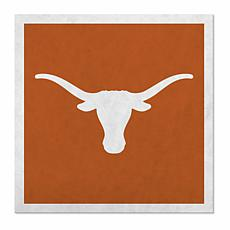 "Officially Licensed NCAA 23"" Felt Wall Banner - Texas"