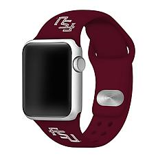 Officially Licensed NCAA 42mm/44mm Apple Watch Band - Florida State
