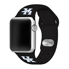 Officially Licensed NCAA Apple Watch Band- KY Wildcats (38/40mm Black)