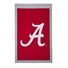 Officially Licensed NCAA Applique House Flag - Alabama