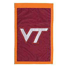 Officially Licensed NCAA Applique House Flag - Virginia Tech