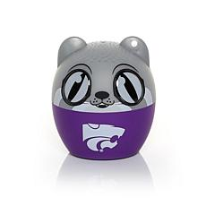 Officially Licensed NCAA Bitty Boomers Bluetooth Speaker -Kansas State