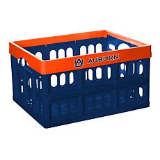 Officially Licensed NCAA Collapsible Crate - Auburn