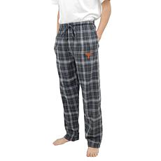 Officially Licensed NCAA Concepts Sport Men's Plaid Flannel Pant-Texas