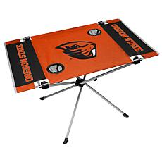 Officially Licensed NCAA Endzone Folding Tailgate Table- Oregon State