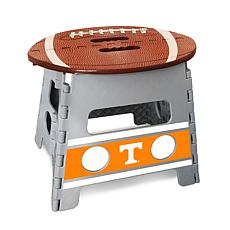 Officially Licensed NCAA Folding Step Stool - University of Tennessee