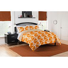 Officially Licensed NCAA Full Bed in a Bag Set - Tennessee Volunteers