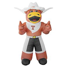 Officially Licensed NCAA Inflatable Mascot - Texas