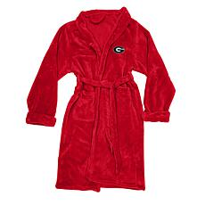 Officially Licensed NCAA L/XL Bath Robe - Georgia