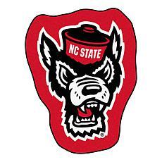 Officially Licensed NCAA Mascot Rug - North Carolina State University