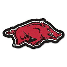 Officially Licensed NCAA Mascot Rug - University of Arkansas