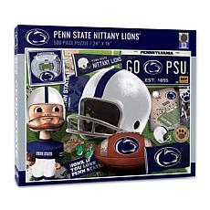 Officially Licensed NCAA Penn State Nittany Lions 500-Piece Puzzle