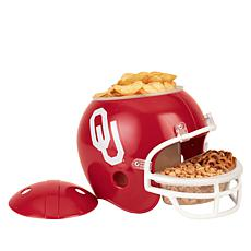 Officially Licensed NCAA Plastic Snack Helmet