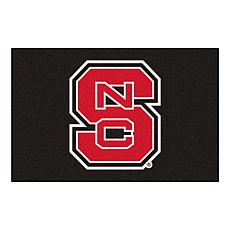 Officially Licensed NCAA Rug - North Carolina State University