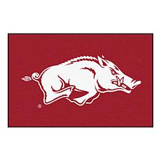 Officially Licensed NCAA Rug - University of Arkansas