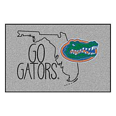 Officially Licensed NCAA Southern Style Rug - University of Florida