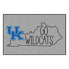 Officially Licensed NCAA Southern Style Rug - University of Kentucky