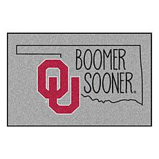 Officially Licensed NCAA Southern Style Rug - University of Oklahoma