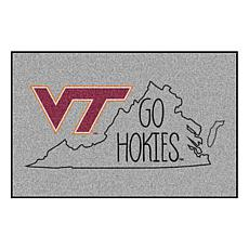 Officially Licensed NCAA Southern Style Rug - Virginia Tech