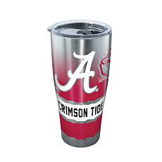 Officially Licensed NCAA Stainless Steel Tumbler- Alabama Crimson Tide
