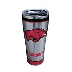 Officially Licensed NCAA Stainless Steel Tumbler - Arkansas Razorbacks
