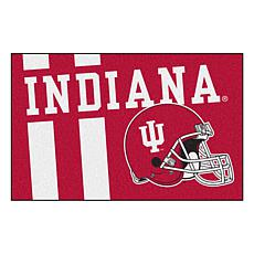 Officially Licensed NCAA Uniform Rug - Indiana University