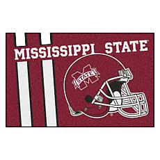 Officially Licensed NCAA Uniform Rug - Mississippi State University