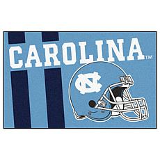 Officially Licensed NCAA Uniform Rug - UNC Chapel Hill