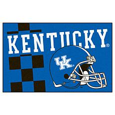 Officially Licensed NCAA Uniform Rug - University of Kentucky