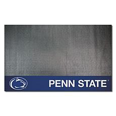 Officially Licensed NCAA Vinyl Grill Mat - Penn State University