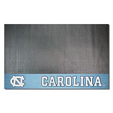 Officially Licensed NCAA Vinyl Grill Mat- University of North Carolina